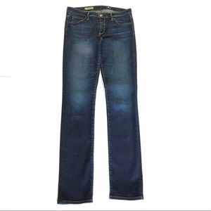AG The Harper Essential Straight Jeans Size 28